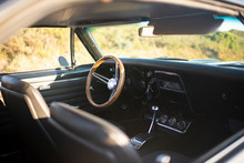Muscle Car 1967 Interior