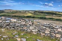 Baile Mhargaite Broch (site Of Ruins) Overlooking Bettyhill