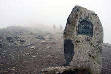Summit Of Mount Snowdon
