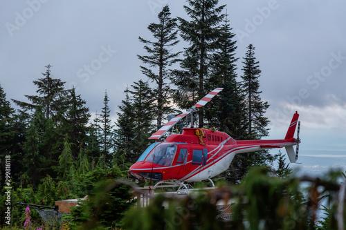 North Vancouver, British Columbia, Canada Fototapet