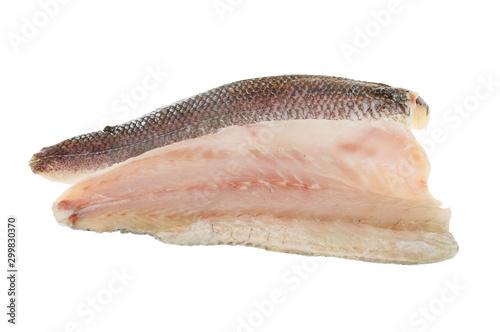 Slika na platnu Sea bass fillets