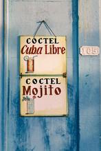 Coctel Mojito , Cuba