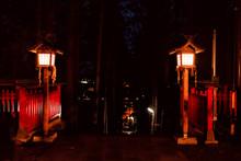 Higashiyama Hakusan Shrine Ent...