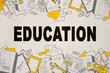 Creative education wallpaper
