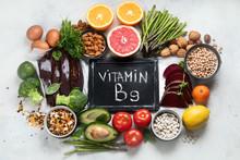 Foods High In Vitamin B9 - Fol...