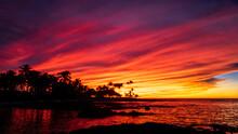 Glorious Colorful Hawaiian Sun...