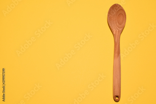 Fototapeta Cuchara de madera