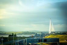 New Queensferry Crossing Bridge.