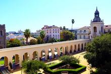 Pasadena City Hall In Los Ange...