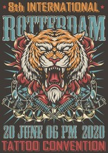Rotterdam Tattoo Convention Co...
