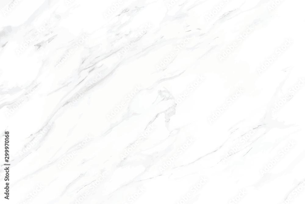 Fototapeta white and gray marble texture