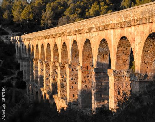 Fototapeta Tarragona Spain