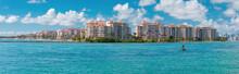 Fisher Island Panorama View, S...
