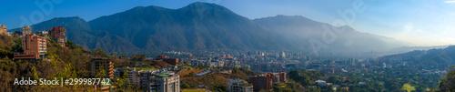 Photo Panoramica de Caracas