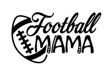 Football Mama Vector File Sayi...
