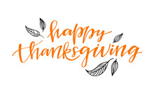 Give Thanks - Happy Thanksgivi...
