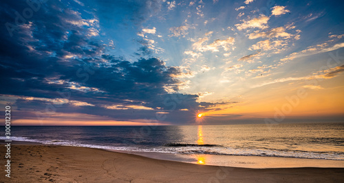 Fotomural Sunrise Virginia Beach