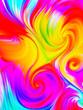 canvas print picture - Color Scent