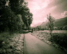 Velodoire Bicycle Path Close T...