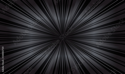 Photo Light black zoom abstract background