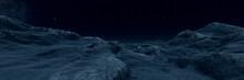 Alien Landscape Extremely Deta...