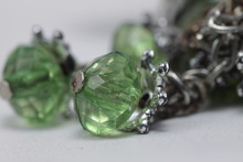 Broche That Made From Green Be...