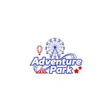 Amusement Park, Fun Park Or Ad...