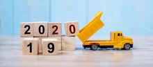 2020 Happy New Year With Minia...