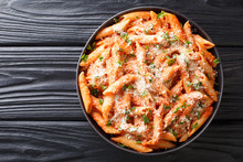 Penne Alla Vodka is A Classic...