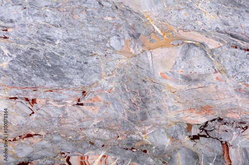 Poster Marble Stylish grey marble background as part of your repair work. High quality texture.