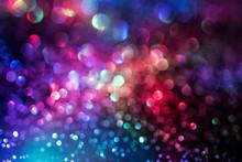Glitter Bokeh Lighting Effect ...
