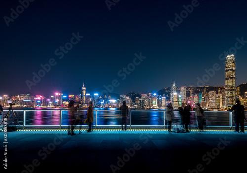 Photo  People visit in Hong Kong