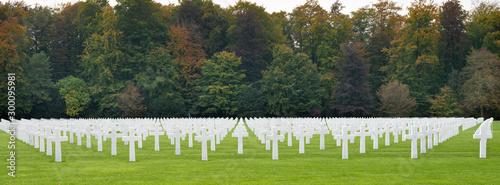 Fotografia luxembourg american cemetery and memorial