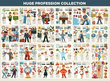 Profession Collection Work And...