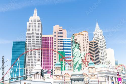 Papiers peints Las Vegas New York New York - Las Vegas, Nevada, USA
