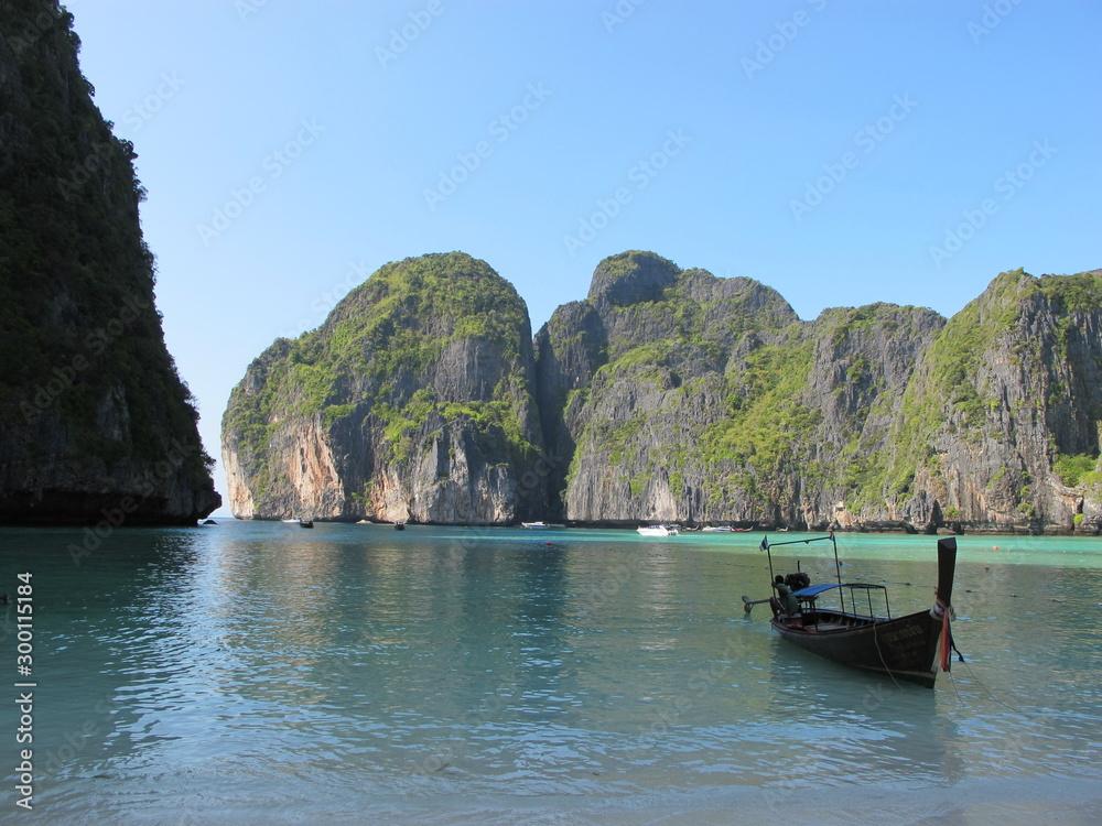 Fototapety, obrazy: phi island thailand