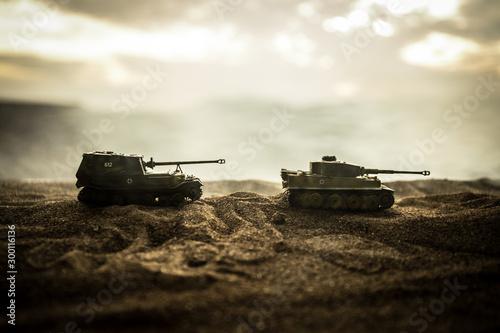 Cuadros en Lienzo  War Concept
