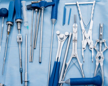 Sterilized Surgical Instrument...