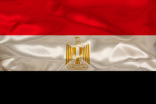 National Flag Of Egypt, A Symbol Of Vacation, Immigration, Politics
