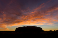Sunrise Ayers Rock