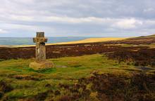 Cowper's Cross High Up On Ilkl...
