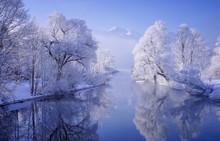 Wintermorgensonne