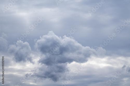 Valokuva  Gewitterwolken