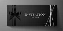 Luxurious VIP Invitation Templ...