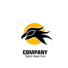 Abstract Company Logo, Eagle D...