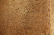 Leinwanddruck Bild - Ancient cave inscriptions of Khmer civilization in Angkor Wat Temple