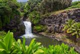 Waterfall on Hawaii