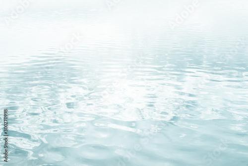Fotografie, Tablou  Water texture background.