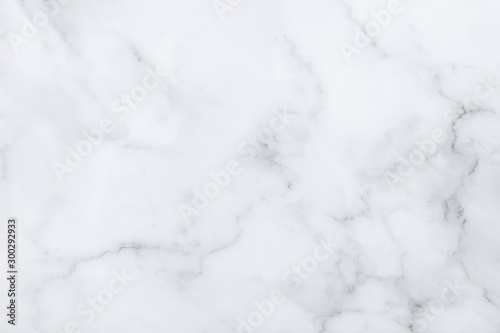 canvas print motiv - ParinPIX : White marble texture for background.