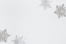 Christmas Or Winter Compositio...